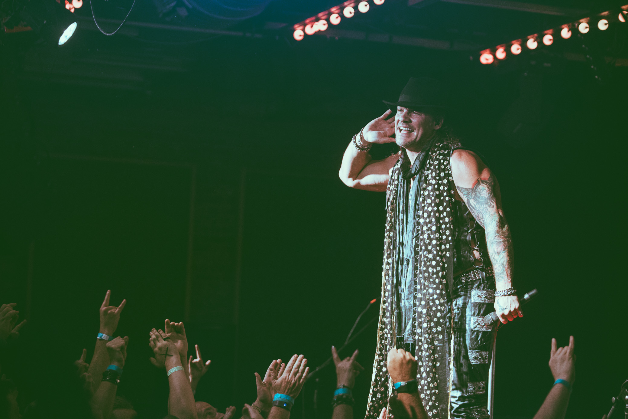Fozzy Chris Jericho Concert Photography