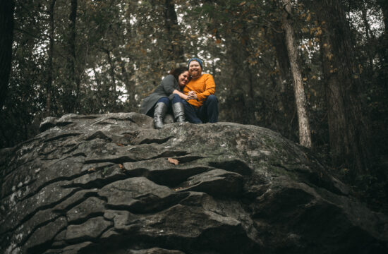 Atlanta Georgia Engagement Photography