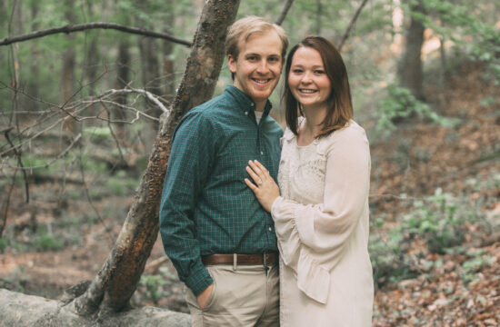 Alabama Engagement Photography Oak Mountain