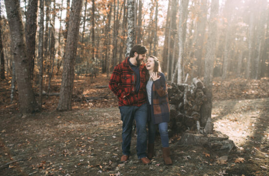 Birmingham Alabama Engagement Photography