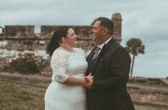 St. Augustine Florida Wedding Elopement Photography