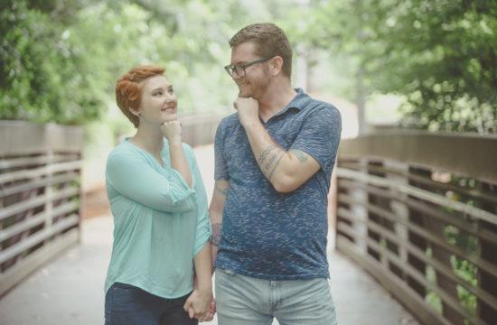 Northport Tuscaloosa Alabama Engagement Photography