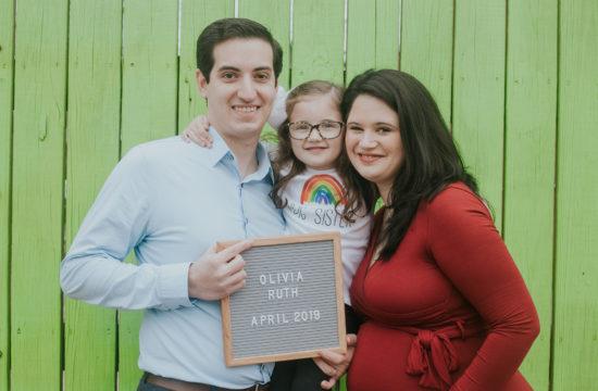 Tuscaloosa Alabama Maternity Portraits
