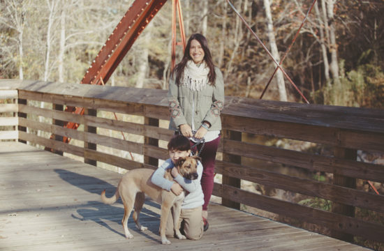 Tuscaloosa Alabama Family Portraits