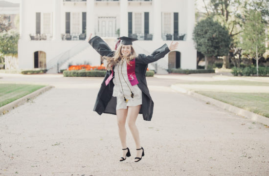 University of Alabama Graduation Portraits