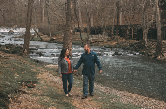 Alabama Engagement Photography Tannehill State Park