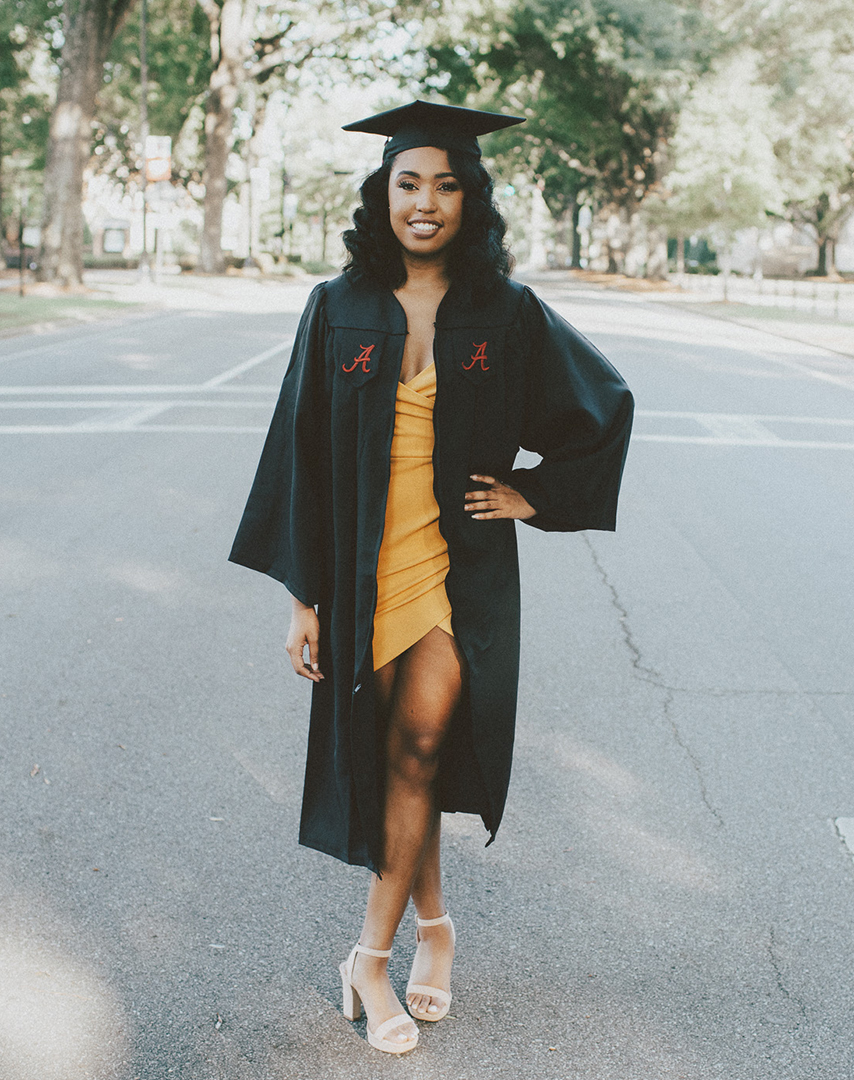 Alabama Graduation Portraits