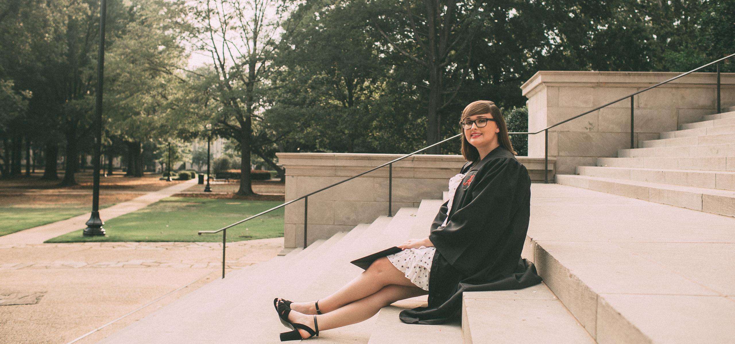 Alabama Graduation Portraits