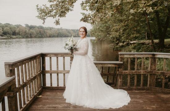 Tuscaloosa Alabama Bridal Portraits