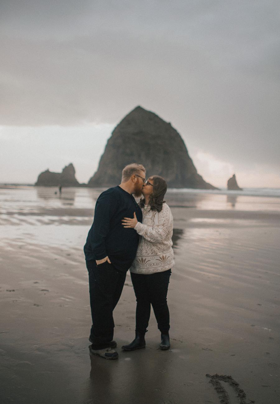 Bandon, Oregon Wedding + Elopement Photography