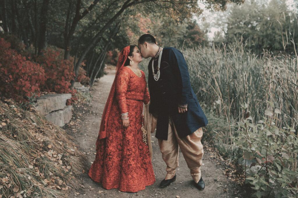 Instagram Wedding Photography