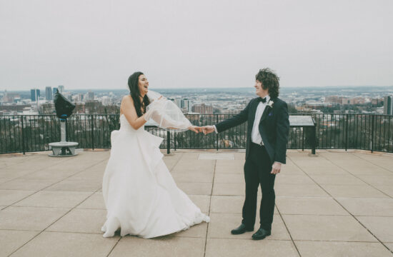 Birmingham Alabama Wedding Photography Vulcan Park