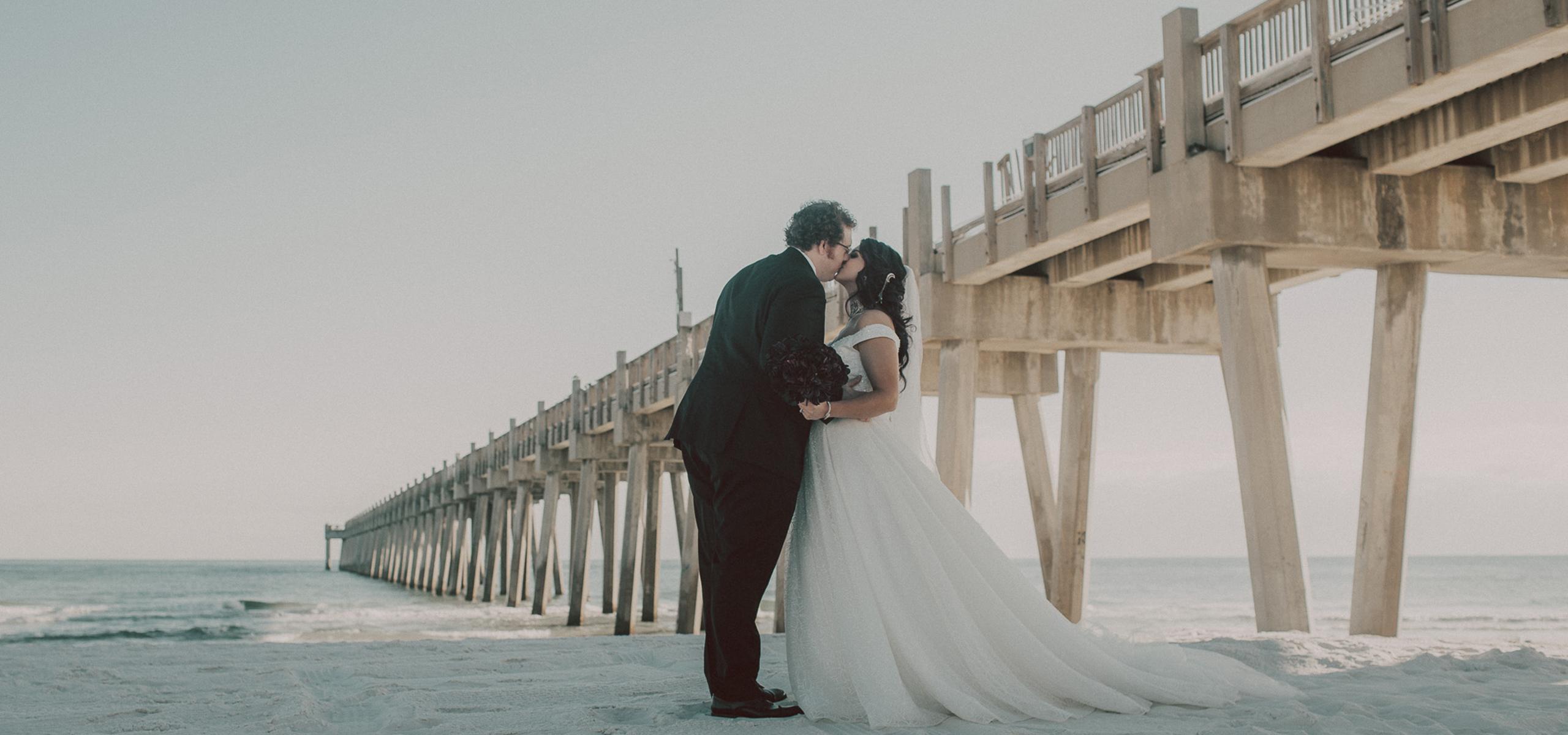 Asbury Park, New Jersey Wedding Photography + Elopement Photography