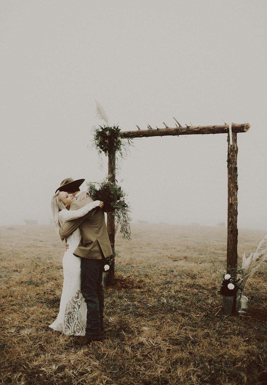 Blacksburg, Virginia Wedding Photography + Elopement Photography