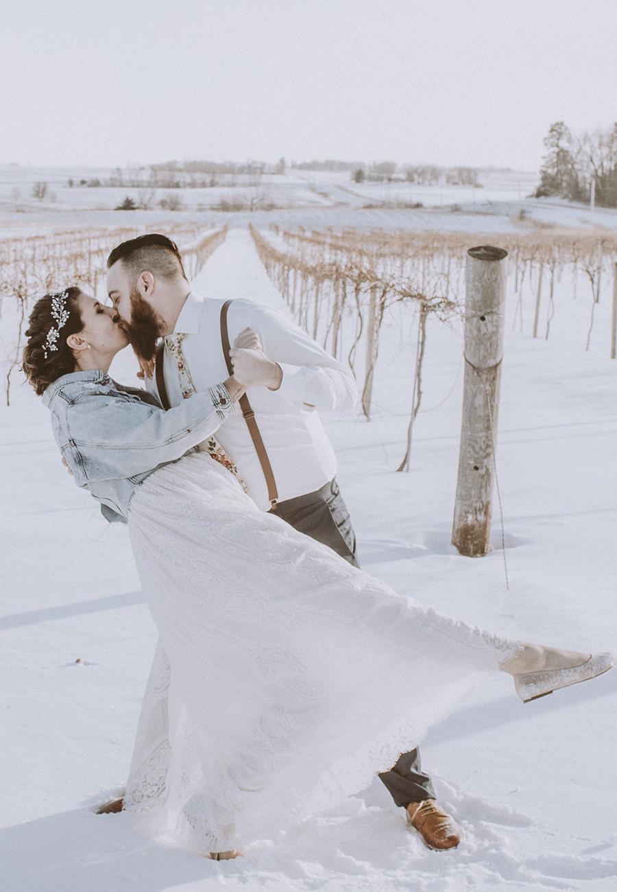 Laramie, Wyoming Wedding Photography + Elopement Photography