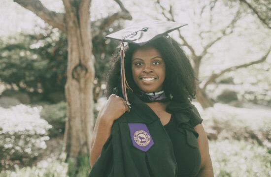 Birmingham Alabama Graduation Portraits
