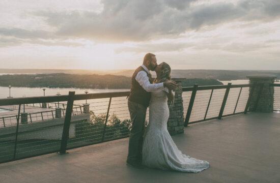 Lake Guntersville Alabama Wedding Photography