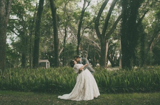 Dade City Florida Wedding Photography Laurel Wood Gardens
