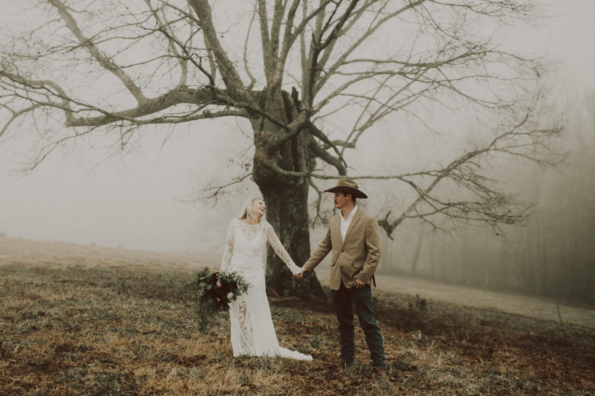 Alabama Wedding Photography + Elopement Photography in Ashland