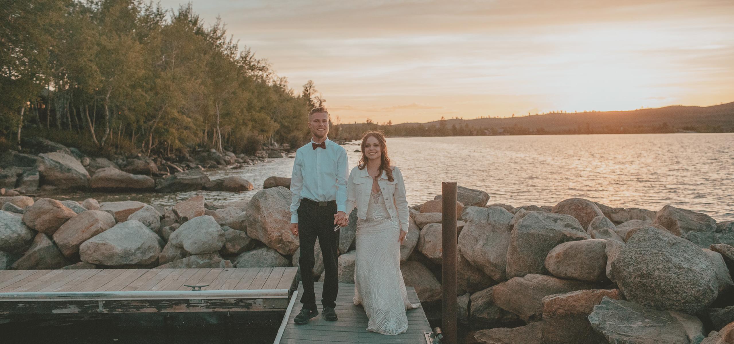 Casper Wyoming Wedding Photography + Elopement Photography.