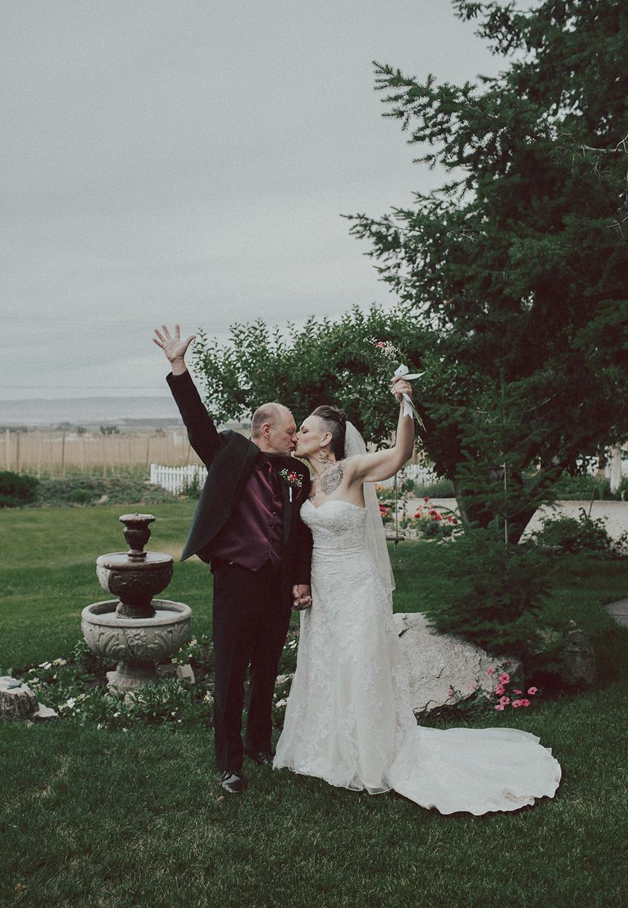 Pullman Washington Wedding Photography + Elopement Photography