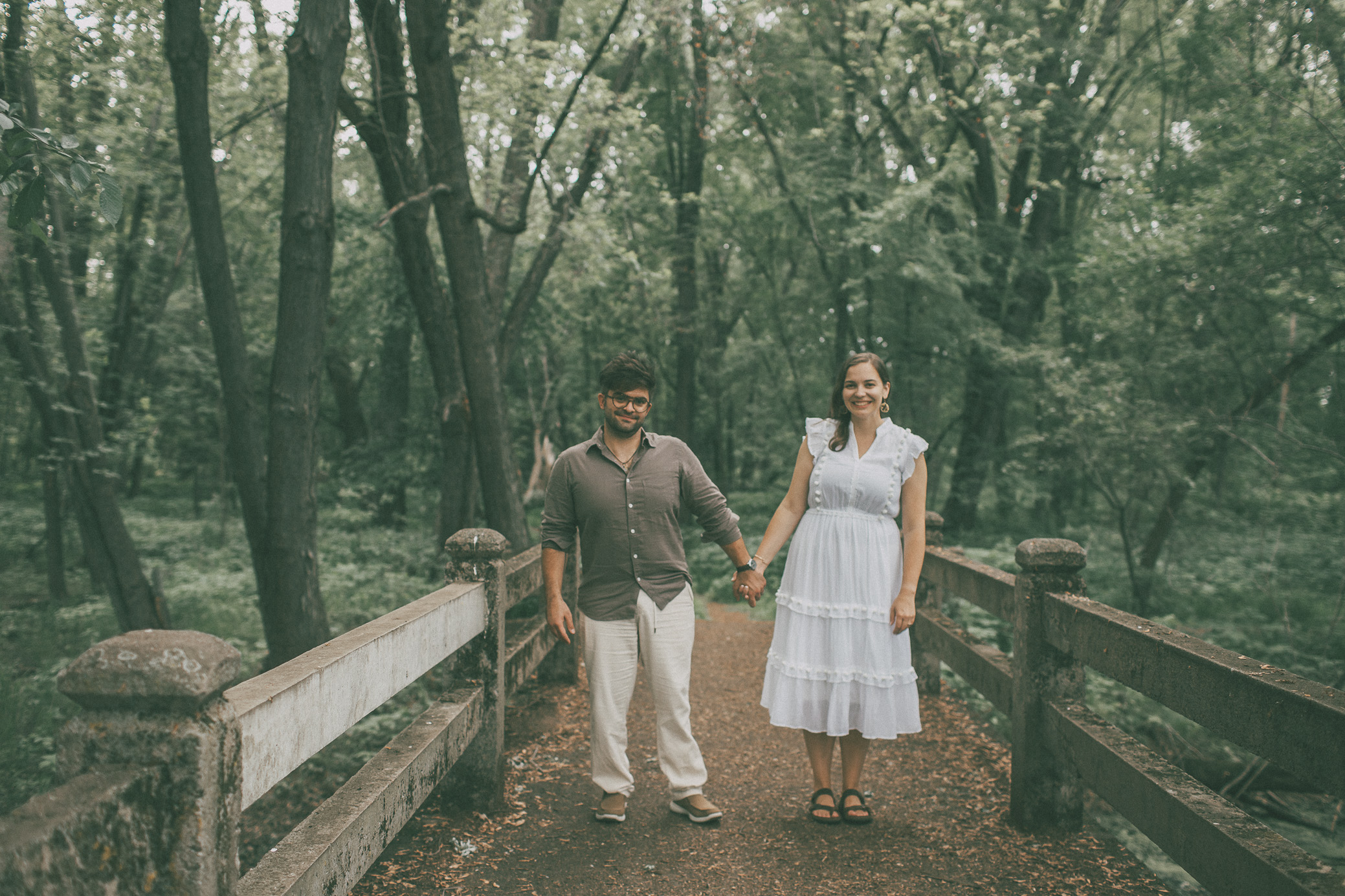 Wausau Wisconsin Engagement Photography