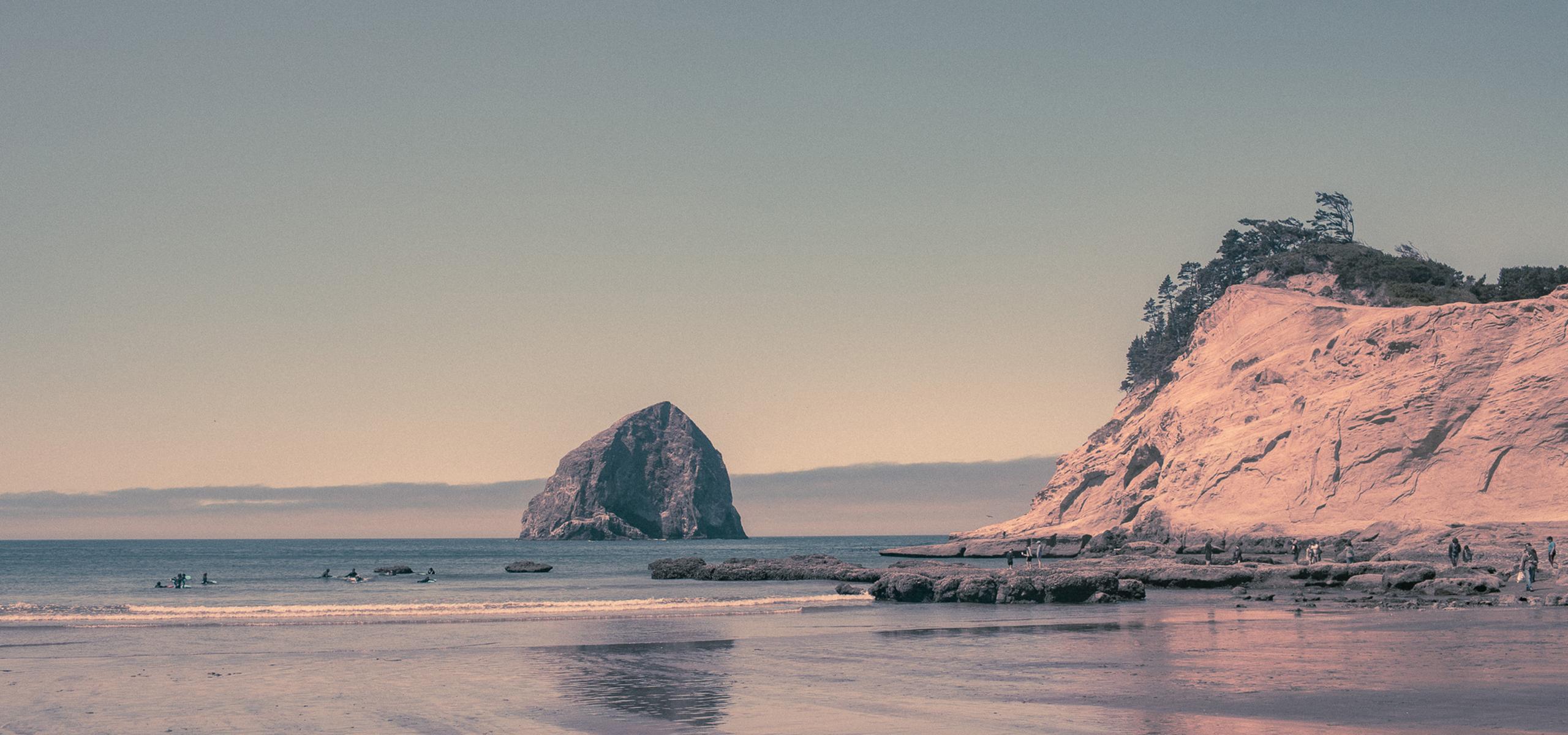 Cape Kiwanda Pacific City Oregon Photography