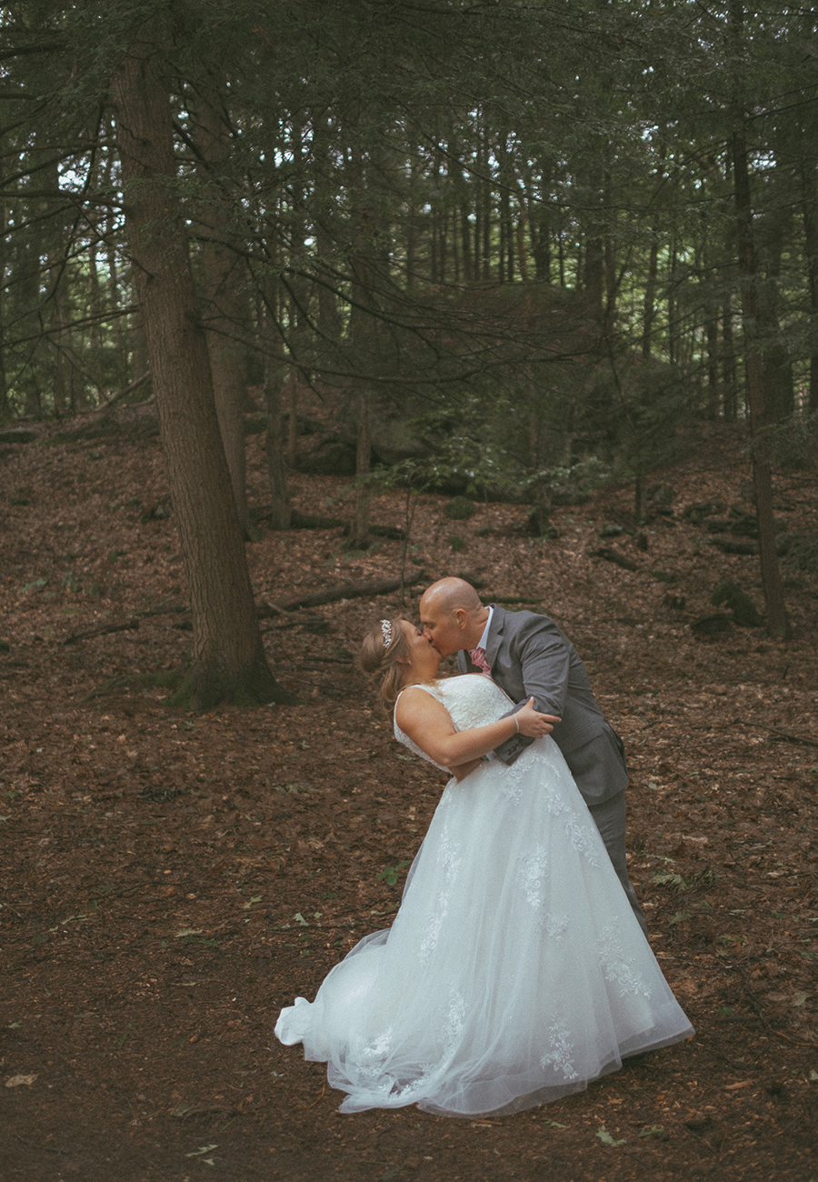 Concord New Hampshire Wedding Photography + Elopement Photography