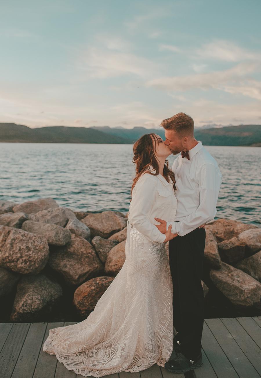 Eureka California Wedding Photography + Elopement Photography