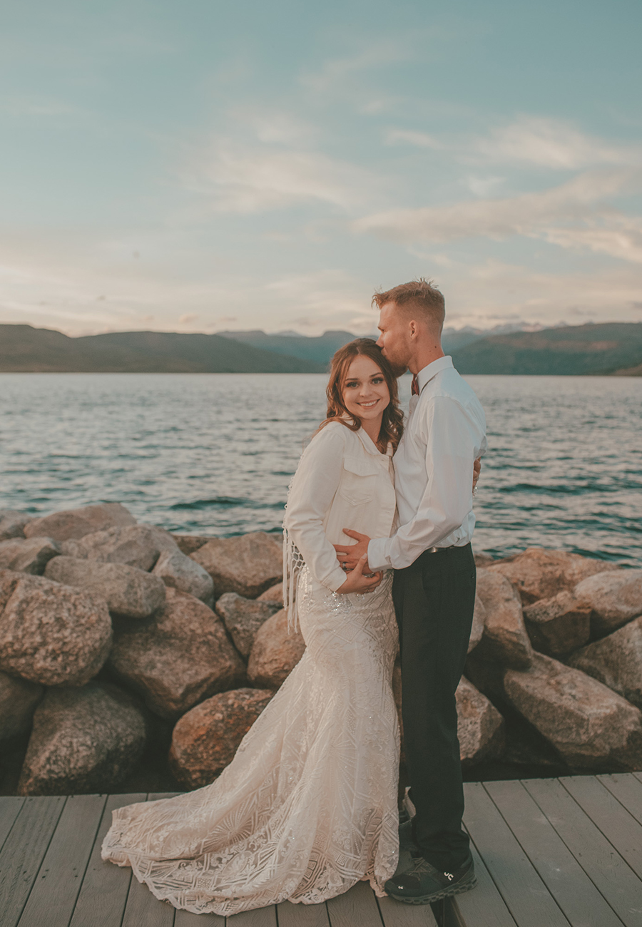Kalispell Montana Wedding Photography + Elopement Photography