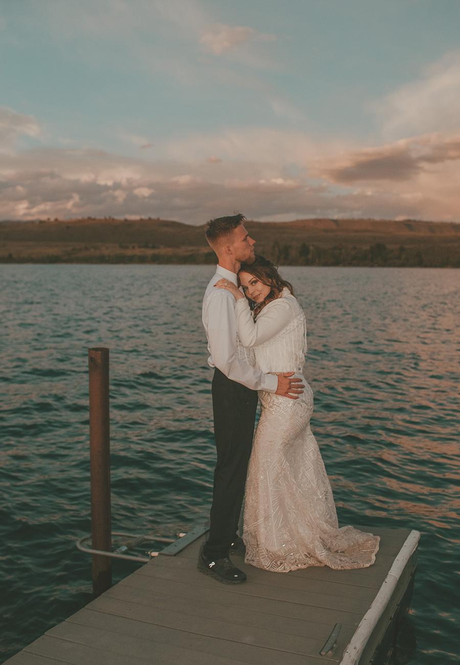 Klamath Falls Oregon Wedding Photography + Elopement Photography