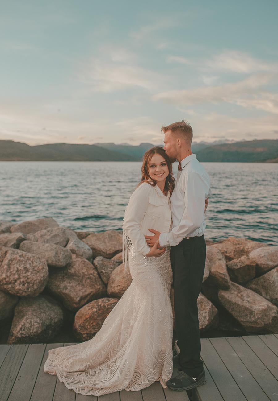 Logan Utah Wedding Photography + Elopement Photography