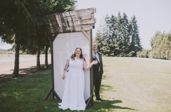 Onalaska Washington Wedding Photography Mason Jar