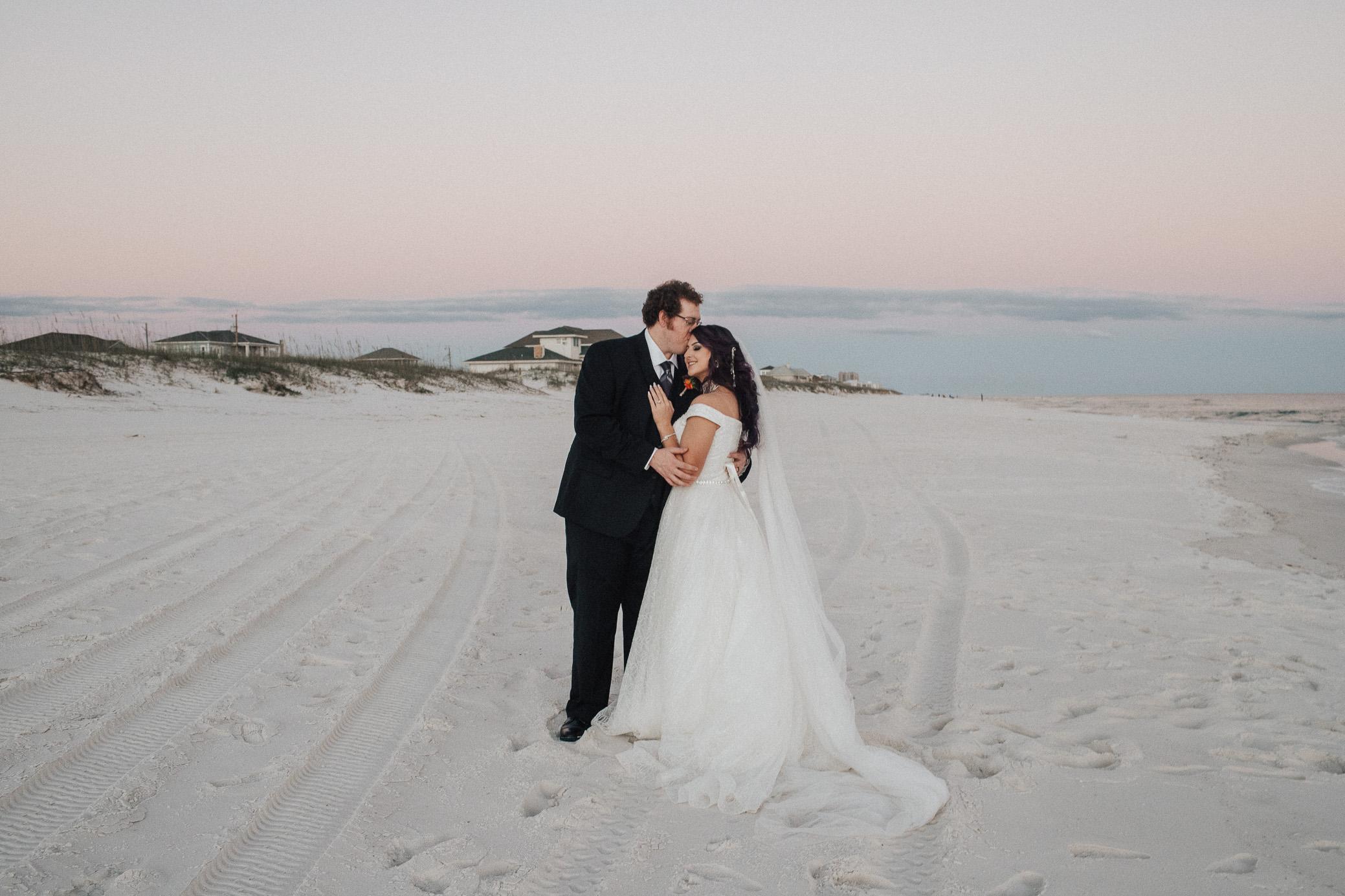 Pensacola Beach Florida Wedding Photography