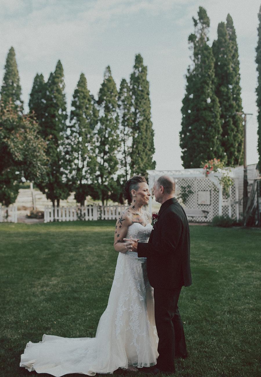 Salem Oregon Wedding Photography + Elopement Photography