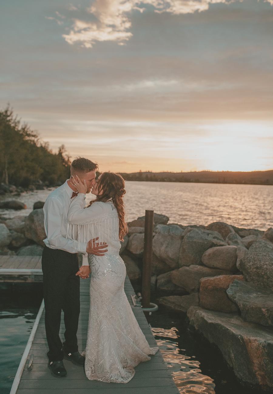 San Simeon California Wedding Photography + Elopement Photography