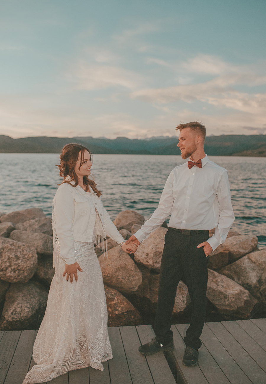 Sheridan Wyoming Wedding Photography + Elopement Photography