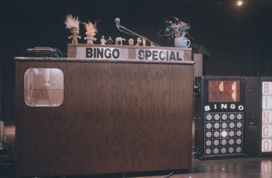 Substrate Radio Bingo Night Saturn Birmingham