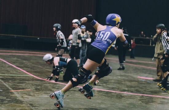 Tragic City Rollers Birmingham Alabama Roller Derby