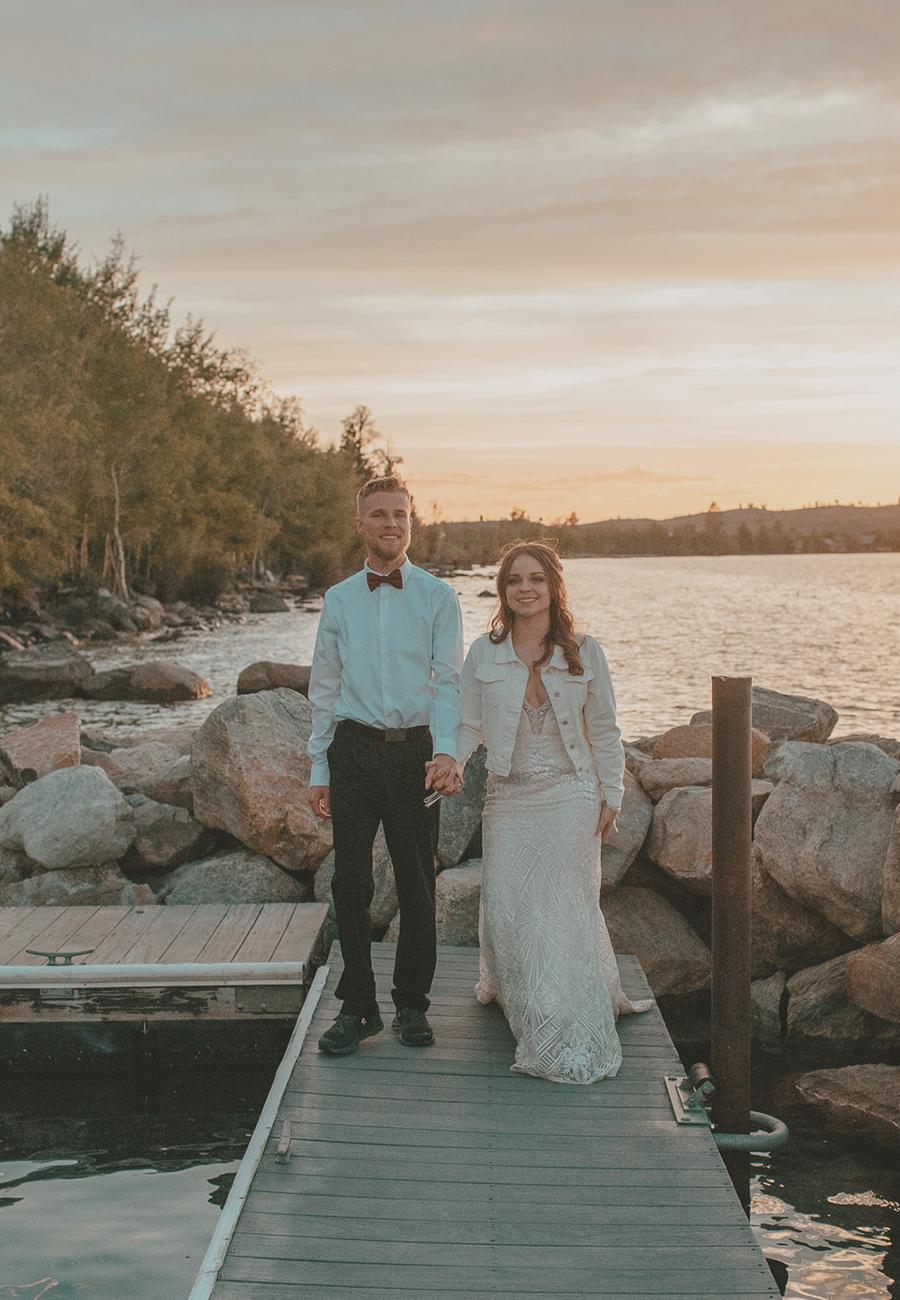 Astoria Oregon Wedding Photography + Elopement Photography