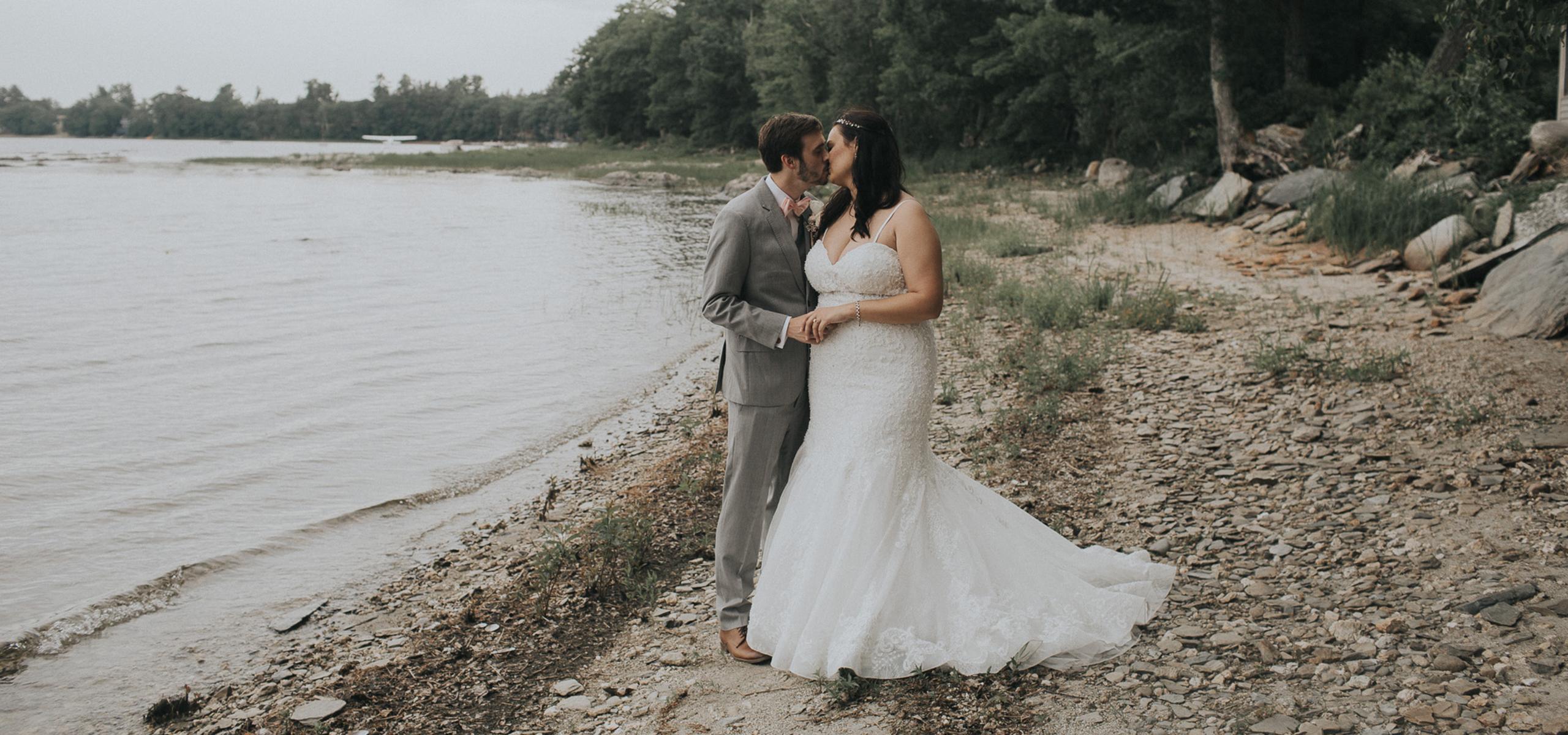 Bangor Maine Wedding Photography + Elopement Photography