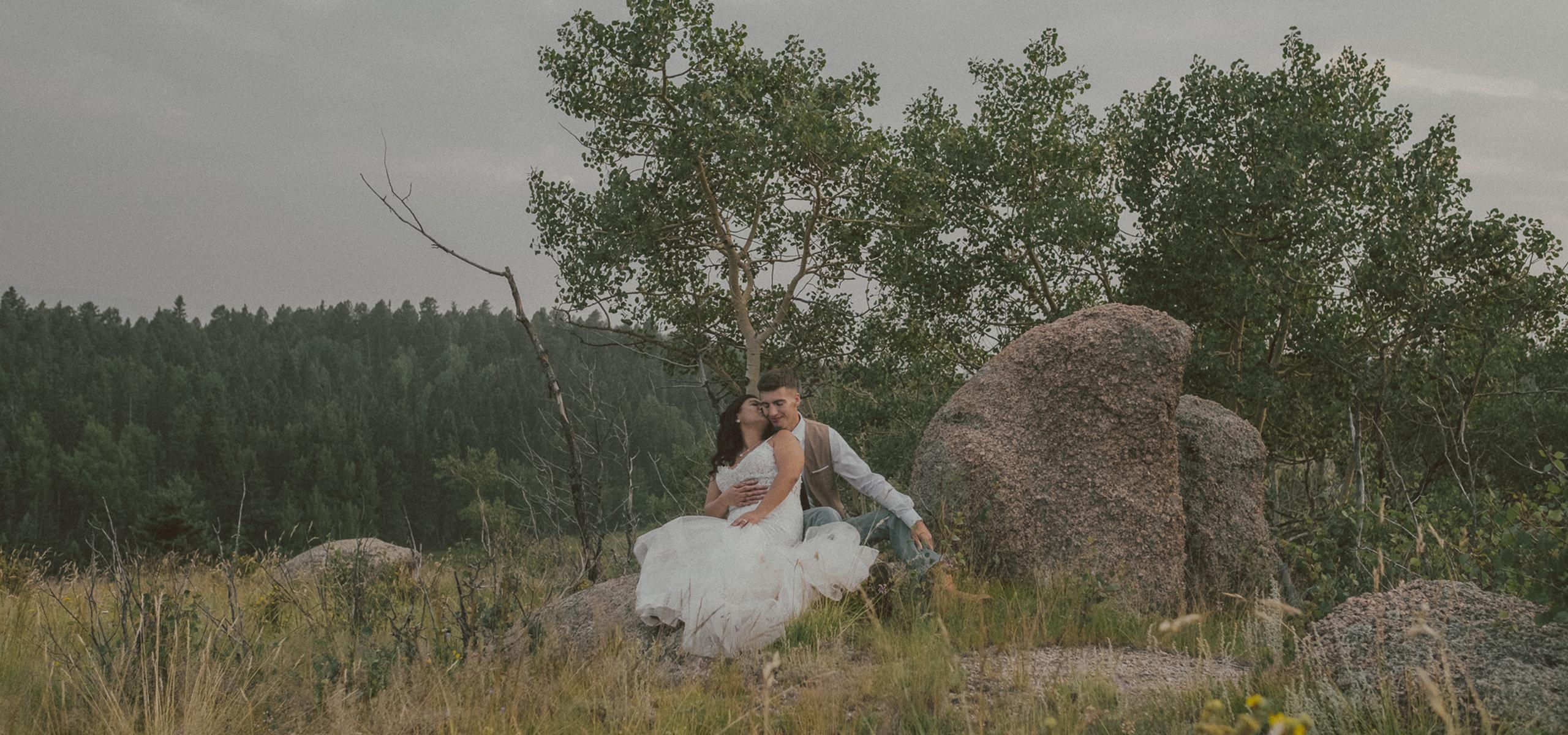 Boulder Colorado Wedding Photography + Elopement Photography