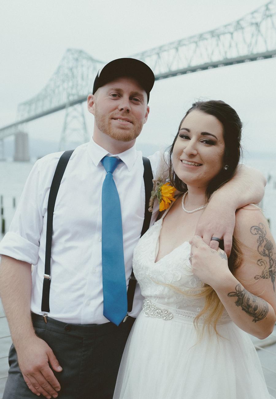 Cannon Beach Oregon Wedding Photography + Elopement Photography