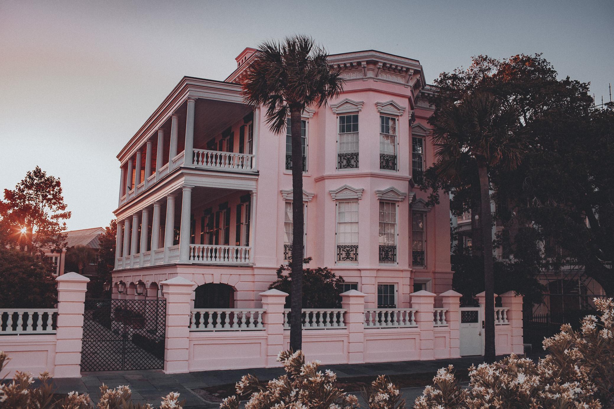 Charleston South Carolina Travel Photography