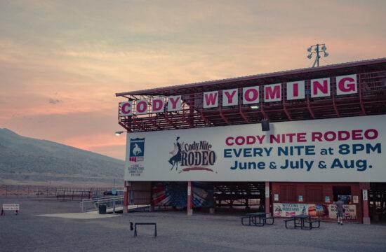 Cody Nite Rodeo Photography Cody Wyoming
