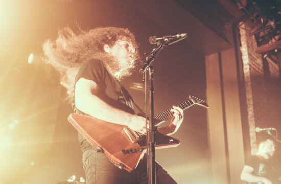 Coheed and Cambria Concert Photography
