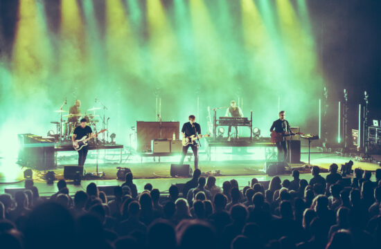 Death Cab for Cutie Concert Photography