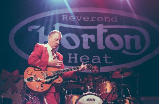 Reverend Horton Heat Concert Photography