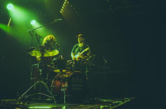 KONGOS Saturn Birmingham Concert Photography