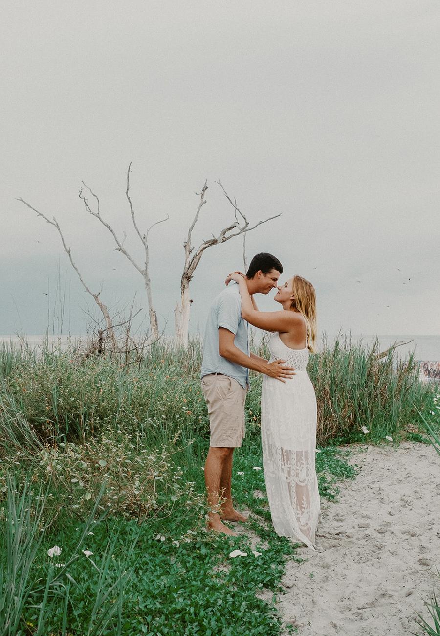 Kiawah Island South Carolina Folly Beach Wedding Photography + Elopement Photography